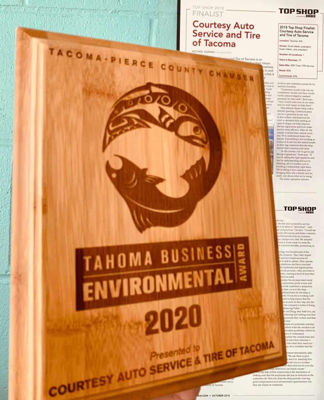 2020 tahoma business environmental award