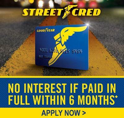 Street Cred Good Year