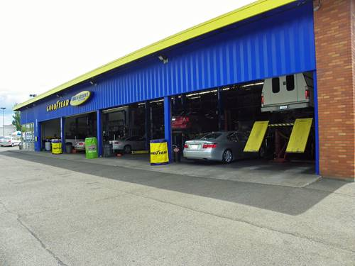 fleet auto and truck service