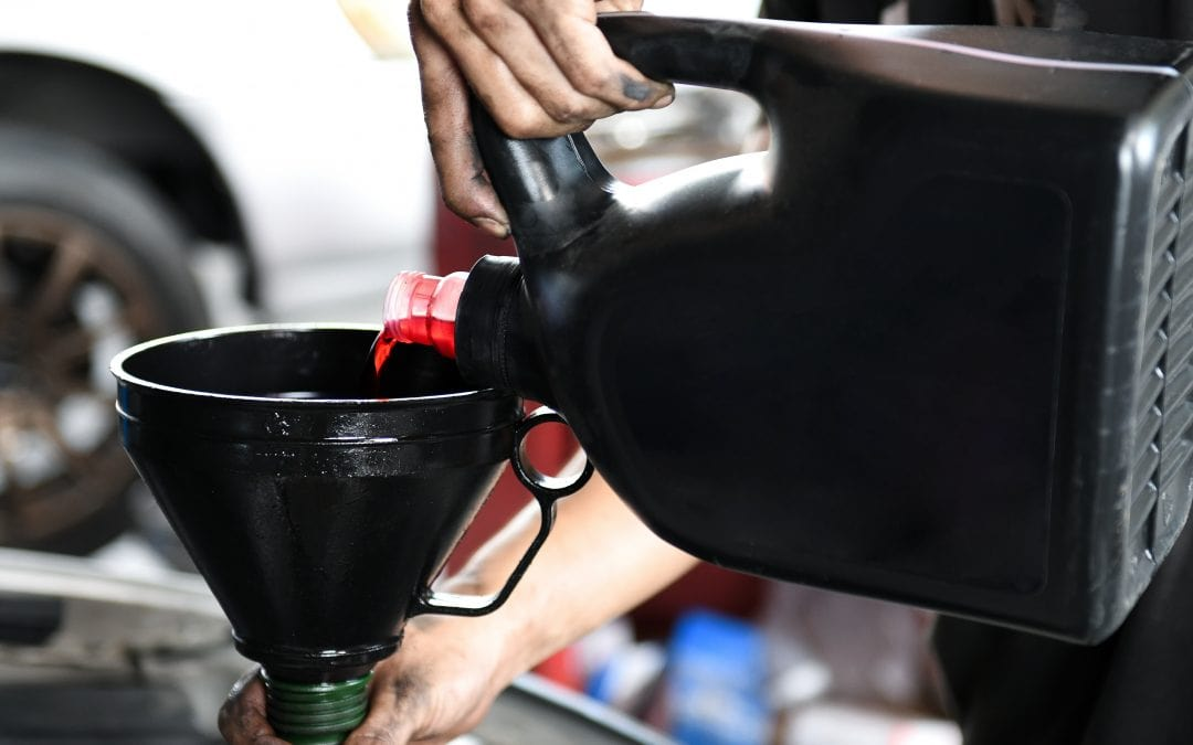 Synthetic Oil Over Conventional Oil
